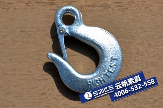 美式眼型滑钩324(带舌片)