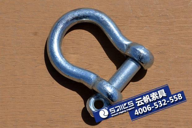 日式弓形无挡卸扣