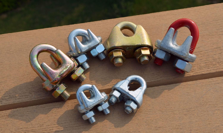 钢丝绳卡扣型�_钢丝绳卡扣执行标准|行业资讯|云帆索具有限公司